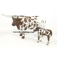 1/20 Cow Longhorn Cow & Calf