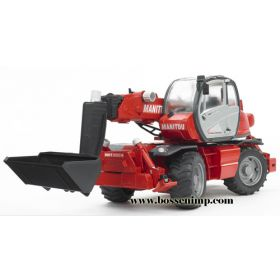 1/16 Manitou Material Handler MRT-2150 w/accessories