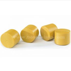 1/16 Bales Round Straw package of 4 Plastic