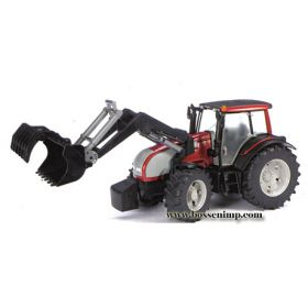 1/16 Valtra T-191 MFD with loader