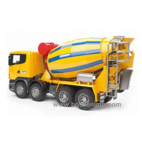 1/16 Scania R-Series Cement Mixer