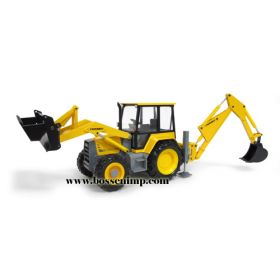 1/35 Fermec Backhoe/Loader 860 Side Shift