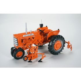 1/16 Allis Chalmers D-14 NF with Cultivator '17 Orange Spectacular