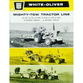 1/16 Oliver 4-78 Mighty Tow '17 TTT 35th Anniversary