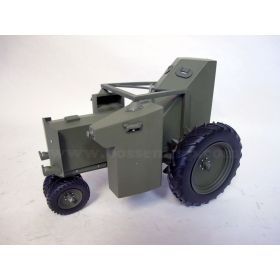 1/16 John Deere A Armored Tractor