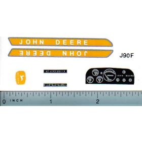 Decal 1/16 John Deere 20 Series Deluxe Set Late