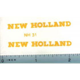 Decal 1/16 New Holland (short, large)