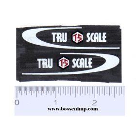 Decal 1/16 Tru Scale Truck IH Pickup Set