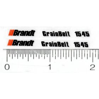 Decal 1/32 Brandt Grainbelt 1545 (Pair)