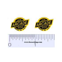 Decal Arcade Large Logo