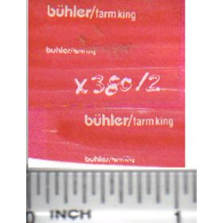 Decal 1/64 Buhler/ Farm King Set