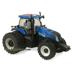 1/32 New Holland T8.420 MFD w/front & rear duals