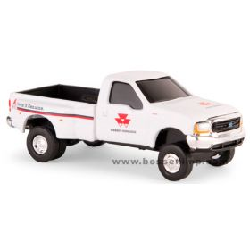 1/64 Ford F-350 Dually Pickup Massey Ferguson