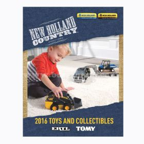 New Holland 2016 Ertl Catalog