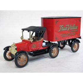 1/25 Ford Semi 1918 with trailer #17 in series