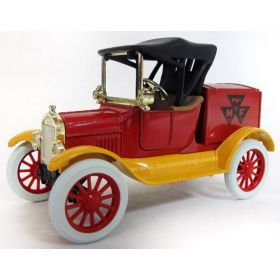 1/25 Ford Model T Runabout 1918 Bank Massey Ferguson