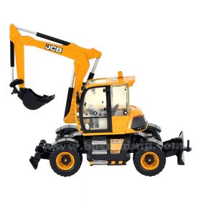 1/32 JCB Mini-Excavator 110w wheeled HydraDig