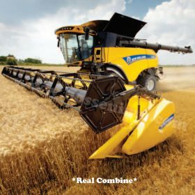1/32 New Holland Combine CR9.90 with grain platform