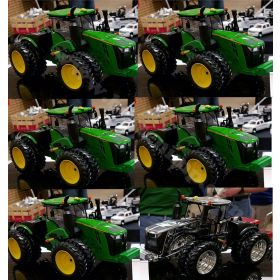 1/32 John Deere 9370R 4WD with duals 2017 Farm Show Edition Carton of 6