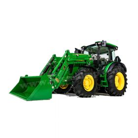 1/16 John Deere 5125R MFD with cab & Loader