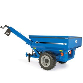 1/16 Big Farm J & M Grain Cart 875 blue