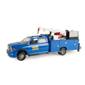 1/16 Big Farm Dodge Ram 3500 Service Truck New Holland
