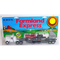 1/64 Case 2594 & IH 5088 hauling set