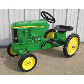 JD 7410 WF pedal tractor