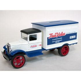 1/34 Hawkeye Delivery Truck Bank '31 True Value