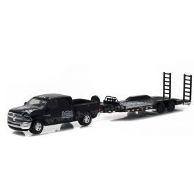 1/64 Dodge Pickup Ram with car hauler