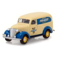 1/64 Chevrolet Panel Van 1939 Chevrolet Parts Series 3