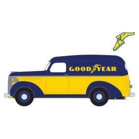 1/64 Chevrolet Panel Van 1939 Goodyear Series 4