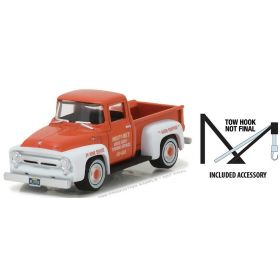 1/64 Ford F-100 1956 with Drop-in Tow Hook