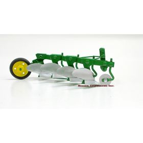 1/16 John Deere Plow 4 Bottom Mounted