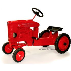 McCormick W-4 WF Pedal Tractor