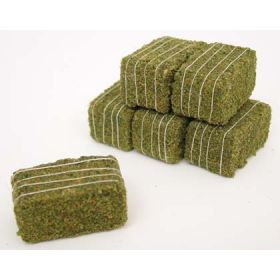 1/64 Bales Big Square Hay w/String