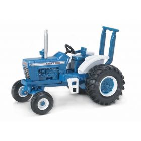 1/64 Ford 8000 WF with 2 Post ROPS