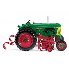 1/16 Oliver Super 88 WF with 2 row Cultivator