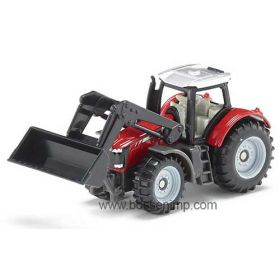 1/64 Massey Ferguson tractor with loader