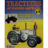 French Magazine Tracteurs et monde agricole #18