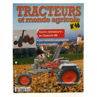 French Magazine Tracteurs et monde agricole #46