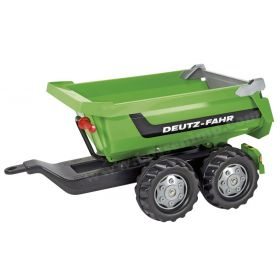 Deutz-Fahr Tipping Trailer for Plastic Pedal Tractor