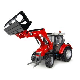 1/32 Massey Ferguson 5713 MFD with Loader