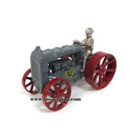 1/16 Fordson with Chrome Man by Arcade