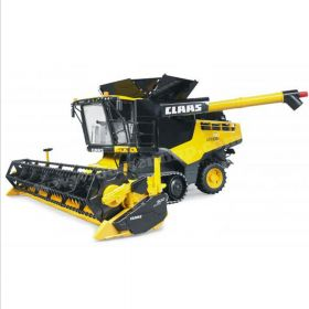 1/16 Claas Combine Lexion 780 Terra Trac - Yellow