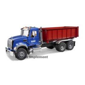 1/16 Mack Granite Roll off Container Truck