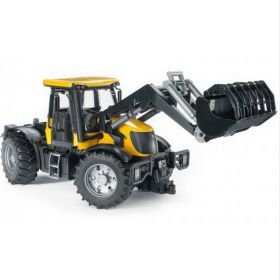 1/16 JCB 3220 Fastrac with loader, plastic
