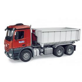1/16 Mercedes Benz Actros Roll off Container Truck