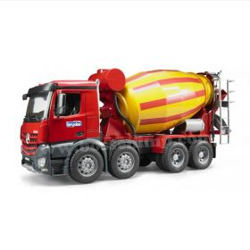1/16 Mercedes Benz Actros Cement Mixer Truck