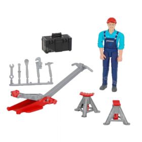 1/16 Mechanic w/accessories